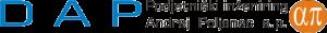 DAP podjetniški inženiring, Andrej Poljanec s.p. Logo
