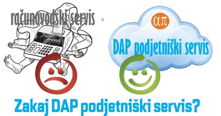 DAP-servis